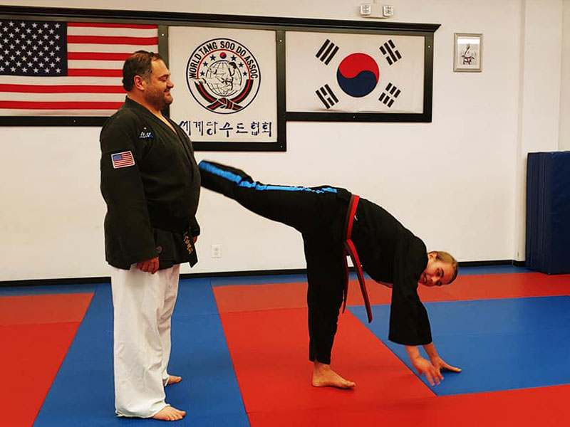 adult martial arts classes in penndel
