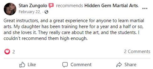 Kids2, Hidden Gem Martial Arts Penndel, PA