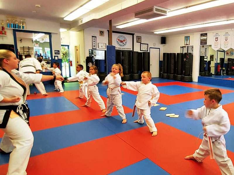 preschool martial arts classes in penndel